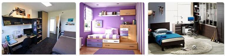 Furnishing and Designing Bedrooms for Students Part I