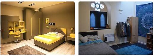 Furnishing and Designing Bedrooms for Students Part III