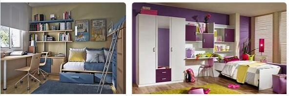 Furnishing and Designing Bedrooms for Students Part IV