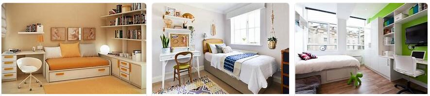 Furnishing and Designing Bedrooms for Students Part V